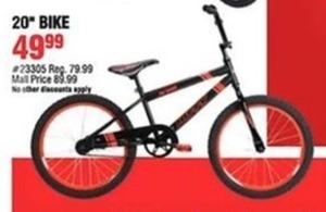 """20"""" Bike"""