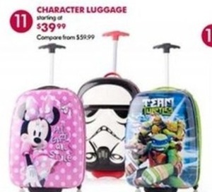 Character Luggage