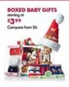 Boxed Baby Gifts