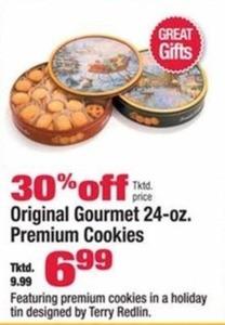 Original Gourmet 24-Oz. Premium Cookies