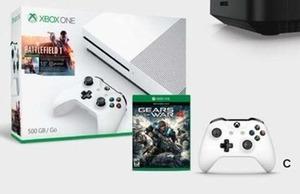 Xbox One S 500GB Battlefield Bundle