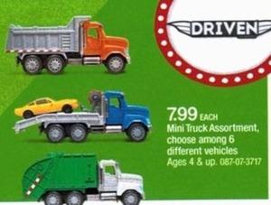 Mini Truck Assortment