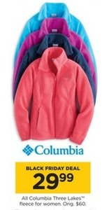 All Columbia Three Lakes Fleece for Women