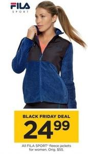 All Fila Sport Fleece Jackets for Women