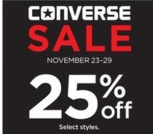 Converse Styles