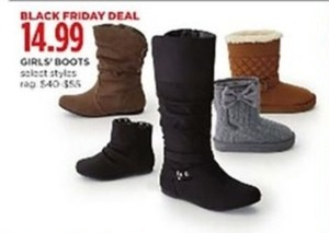 Girls' Select Style Boots