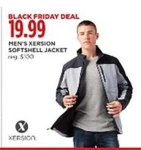 Men's Xersion Softshell Jacket