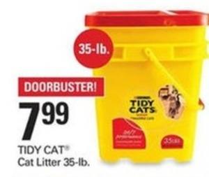 Tidy Cat 35-lb Cat Litter