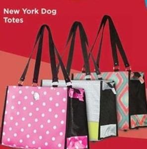 New York Dog Totes