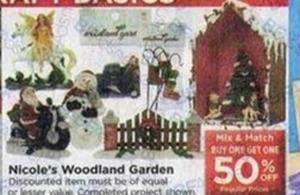 Nicole's Woodland Garden