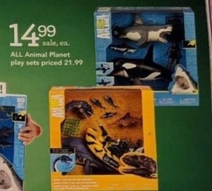 All Animal Planet Play Sets