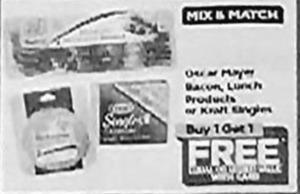 Oscar Meyer / Kraft Singles