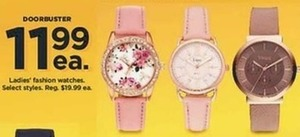 Ladies' Fashion Watches