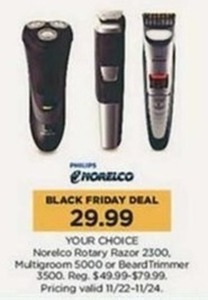 Norelco Beard Trimmer 3500