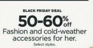 Fashion and Cold-Weather Women's Accessories