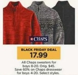 All Boys Chaps Sweaters