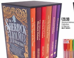 Sherlock Holmes Collection in Slipcase