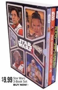 Star Wars 3-Book Set