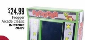 Frogger Arcade Classic