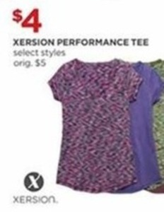 Xersion Performance Tee