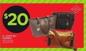 St John's Bay Handbag