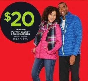 Select Xersion Puffer Jackets