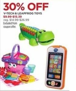 V-Tech & LeapFrog Toys