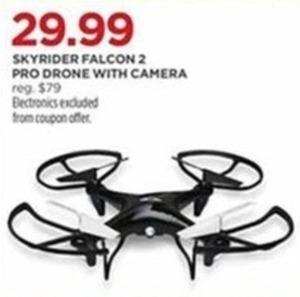 Skyrider Falcon 2 Pro Drone With Camera