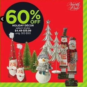 Select Holiday Decor