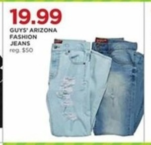 Guys' Arizona Fashion Jeans