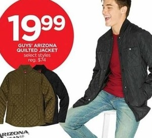 Men's Arizona Quilted Jacket