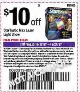 StarTastic Max Laser Light Show