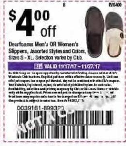 Dearfoams Men's OR Women's Slippers