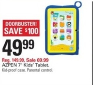 "Aspen 7"" Kids' Tablet"