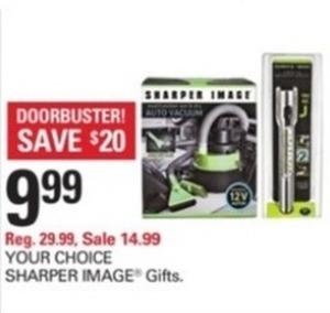 Sharper Image Gifts