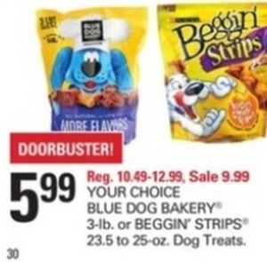 Beggin' Strips 23.5 to 25 oz Dog Treats
