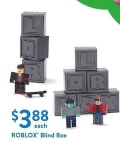 Roblox Blind Box