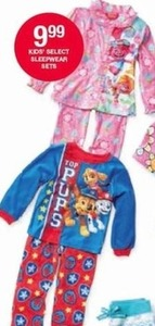 Kids Sleepwear Sets