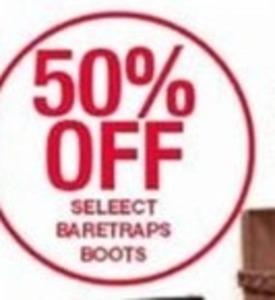 Baretraps Boots