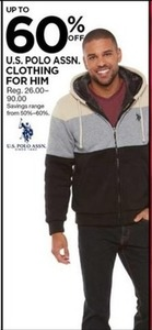 U.S. Polo Assn. Clothing For Him