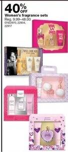 Women's Fragrance Sets