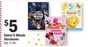 Select 5 Minute Storybooks