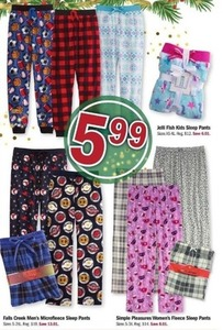 Select Kids Sleepwear