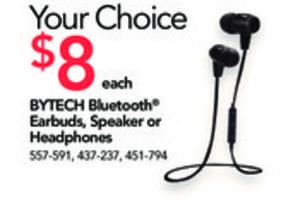 BYTECH Rytham Bluetooth Speaker