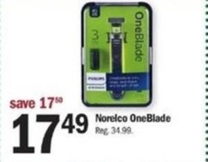 Norelco OneBlade