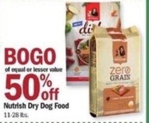 Nutrish Dry Dog Food
