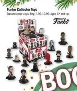 Funko Collector Toys