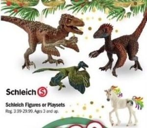 Schleich Schlelch Figures Or Playsets