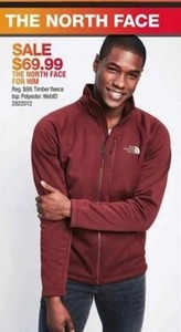 The North Face Timber Fleece