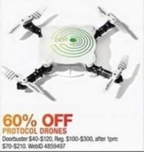Protocol Drones